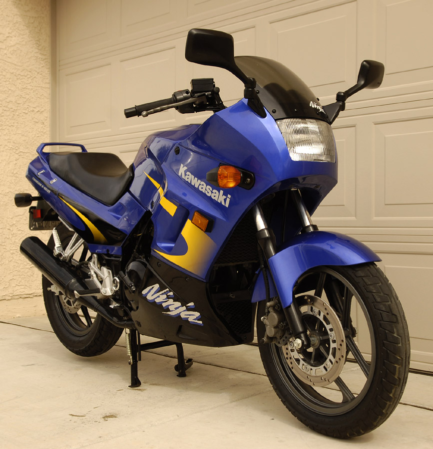 For Sale 2003 Ninja 250r Ex250 250