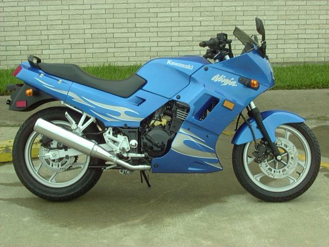Pics of 2007 Ninja 250 - Sportbikes.net