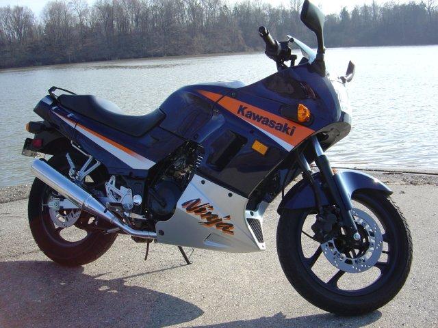 For Sale - 2005 Ninja 250 - Sportbikes.net