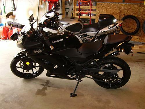 FOR SALE 2008 Kawasaki Ninja 250R in SE Indiana - Sportbikes.net