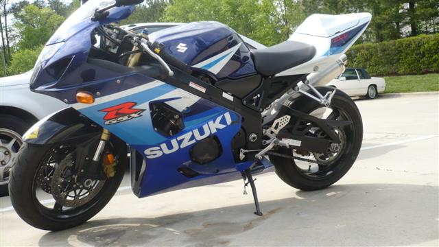 For Sale  2005 Suzuki Gsxr 600
