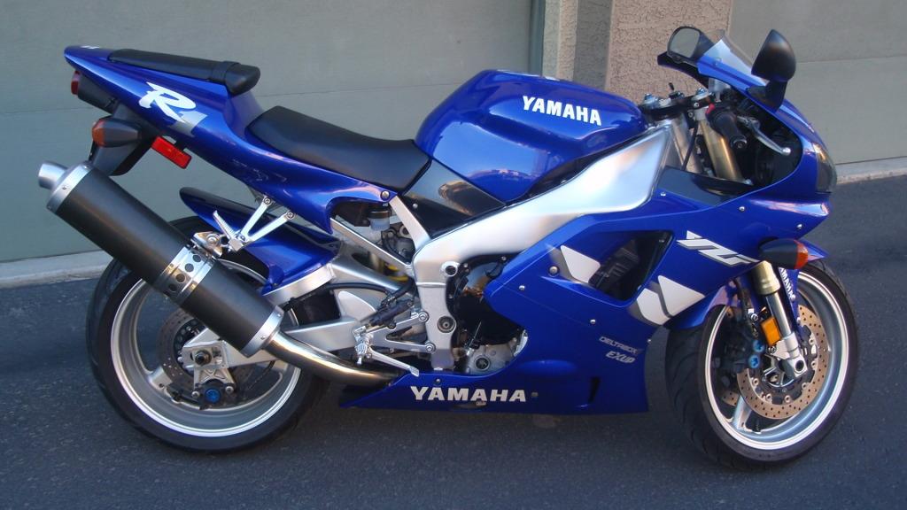 1999 Blue R1 Sportbikes Net