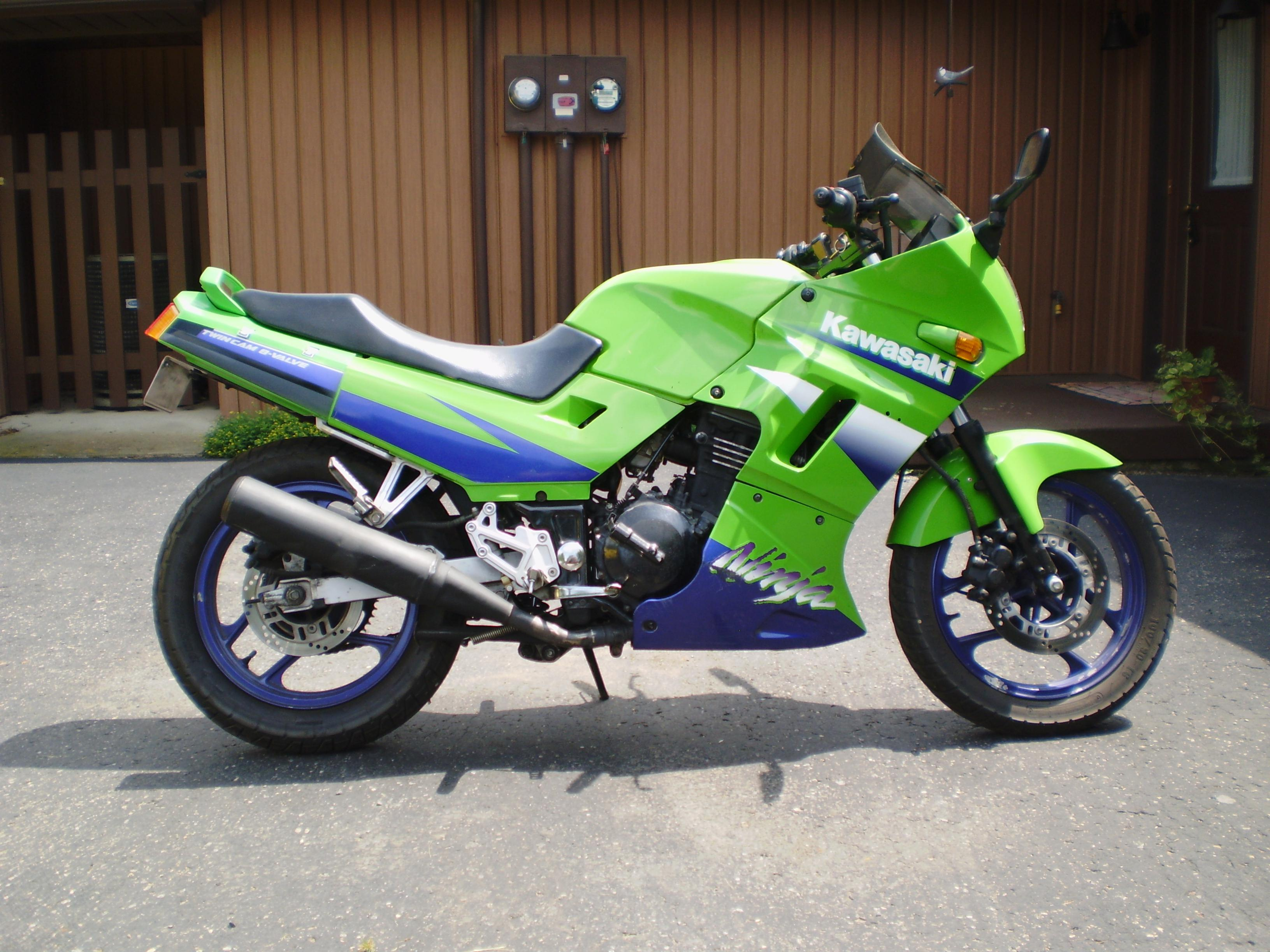 Sold 2000 Kawasaki Ninja 250 1300 Williamsport Pa 500r Wiring Diagram Attached Thumbnails