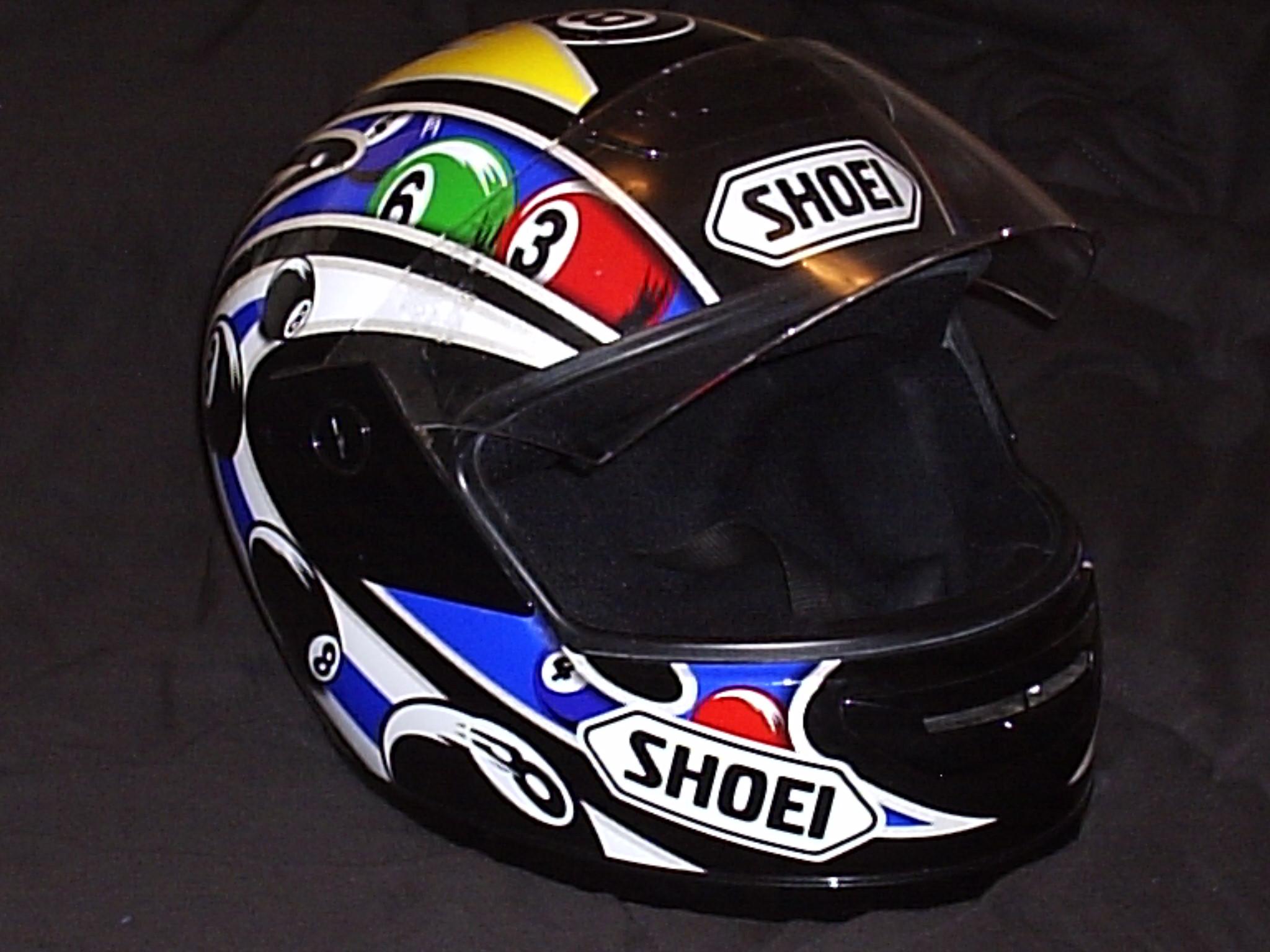 Shoei helmets for sale