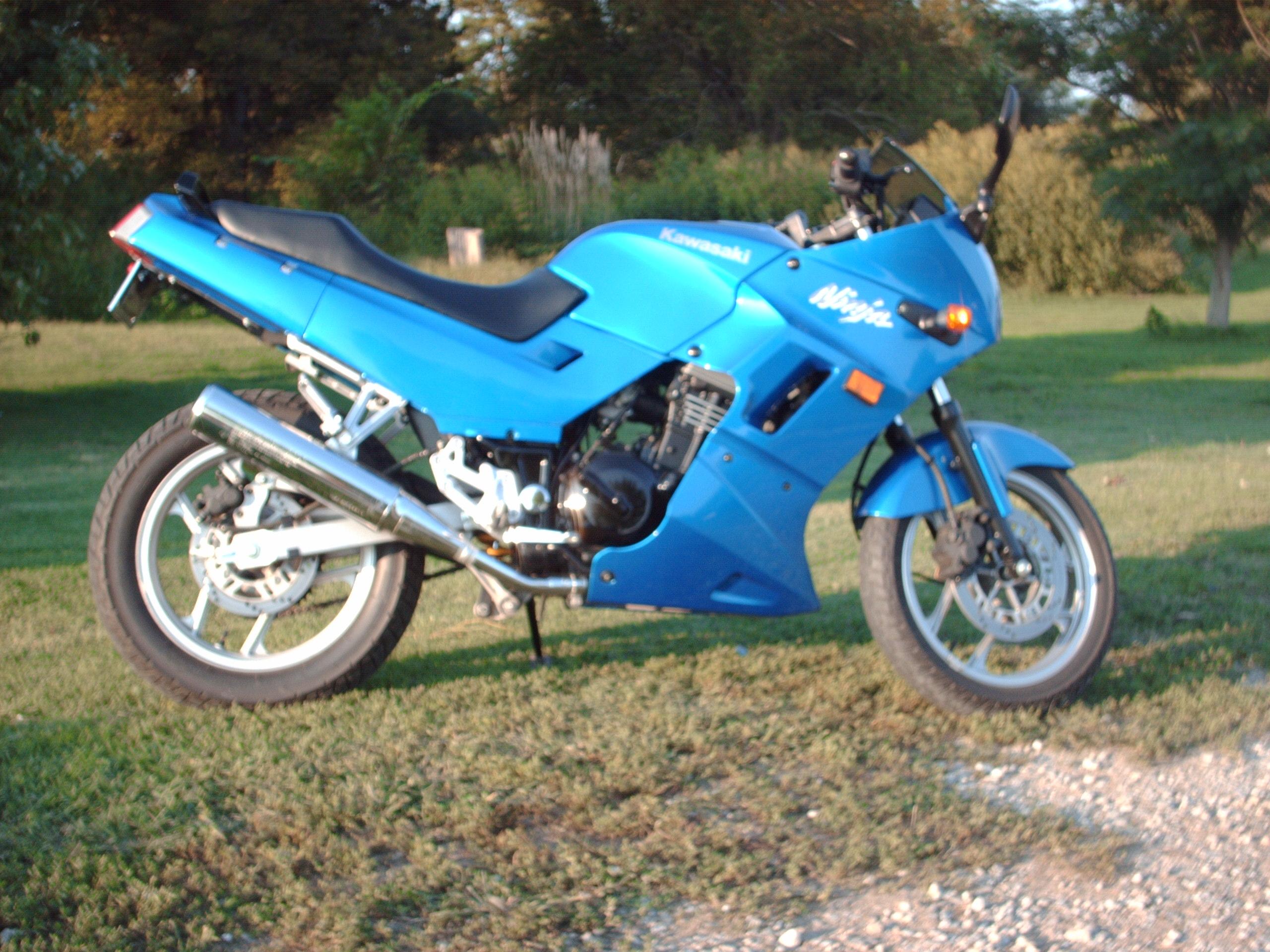 2007 250 r - sportbikes