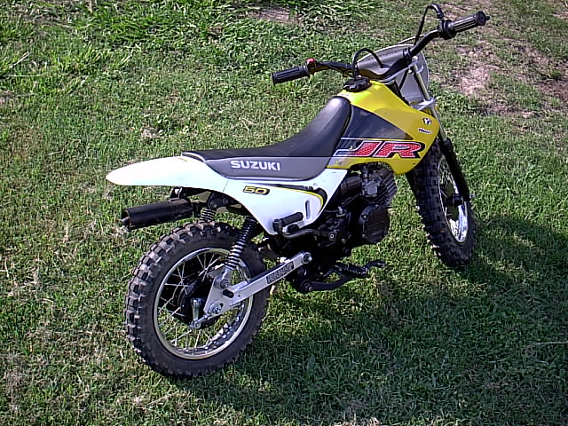 For sale 2000 suzuki jr50 sportbikes click image for larger version name picture 150g views 6600 size freerunsca Images