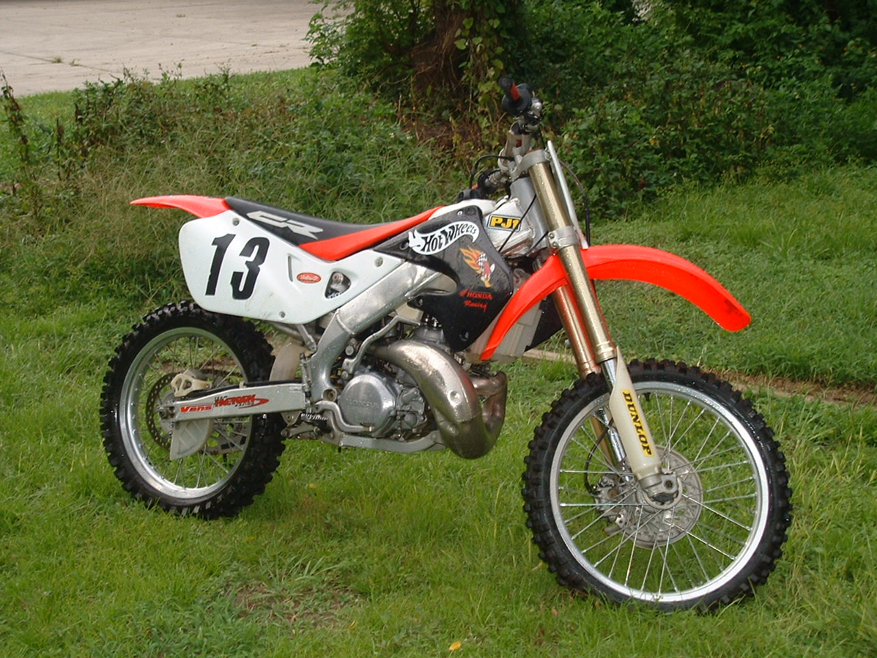 F S 1998 Cr250r 2100 Or Trade For Sportbikes Net