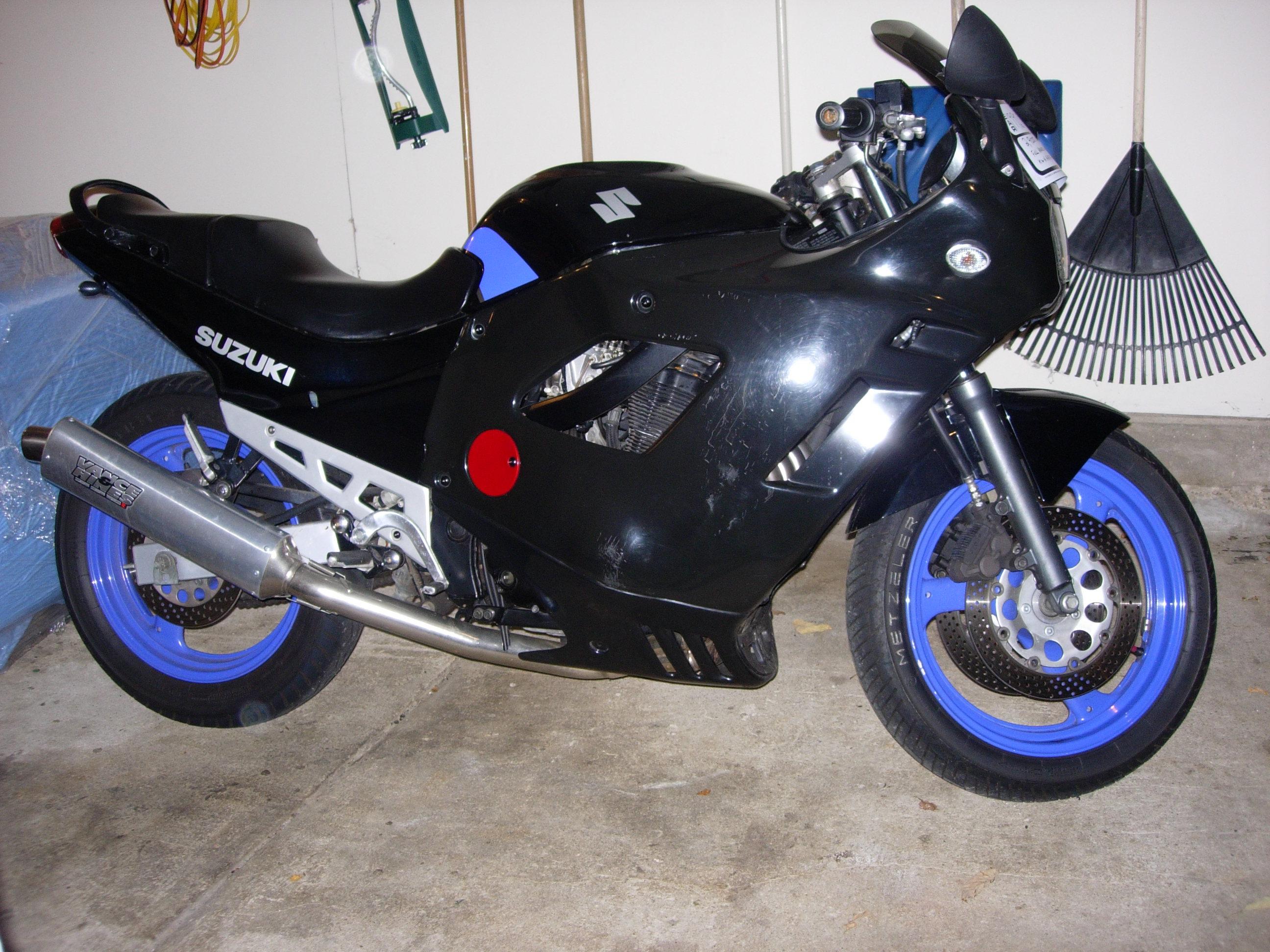 For Sale 1992 Suzuki Katana 600cc
