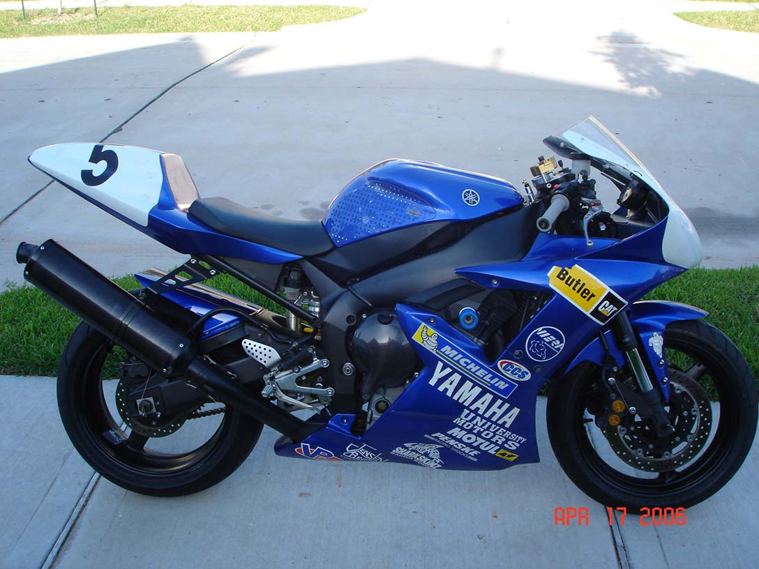 Sportbikes Net View Single Post 2003 Yamaha R1 Race