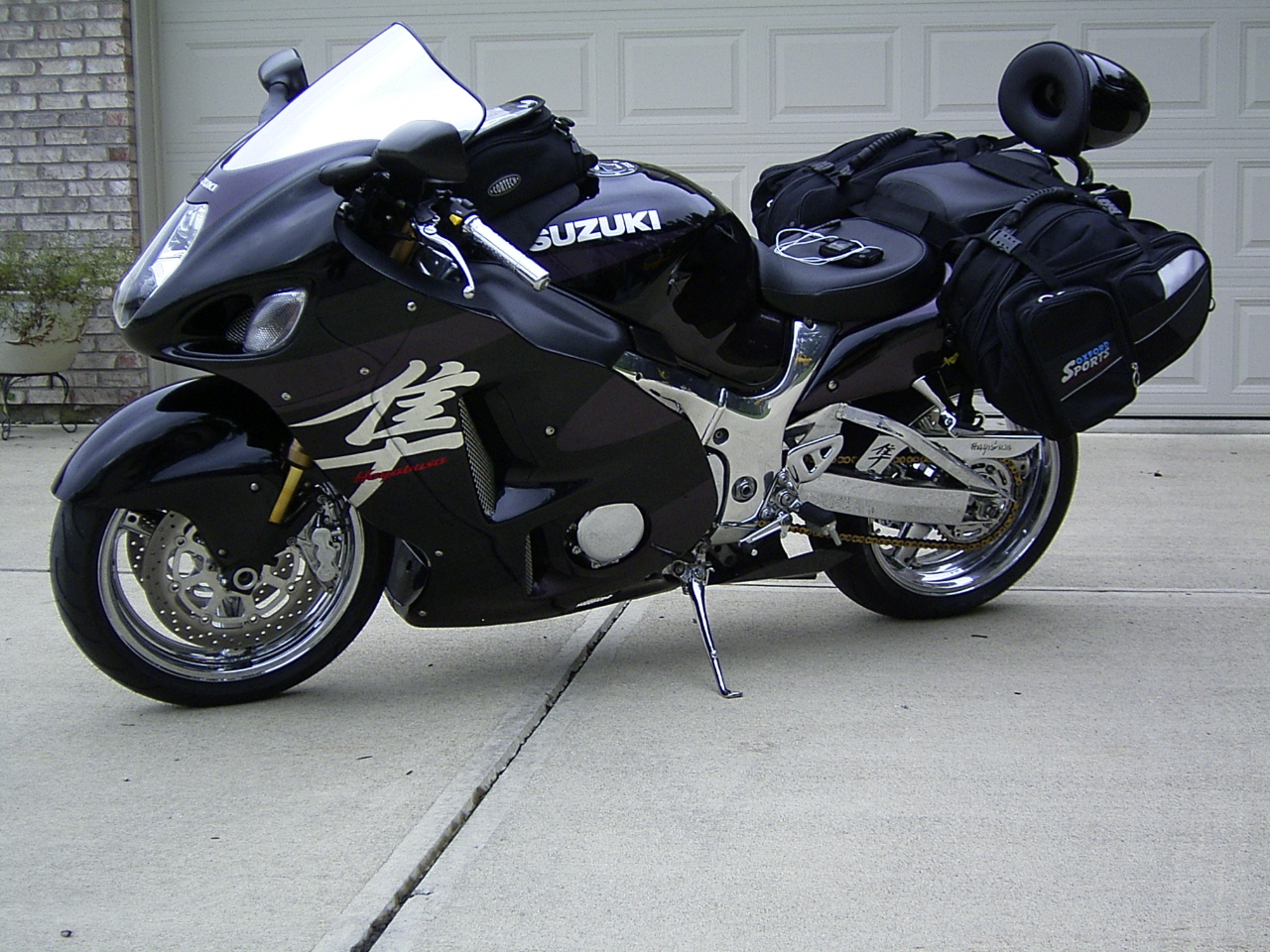2 up riding/touring    who does it? - Sportbikes net