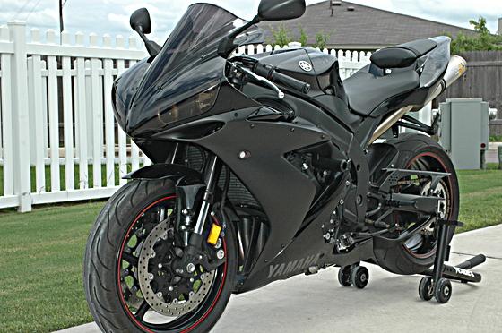 2005 Yamaha R1 Raven - Sportbikes.net