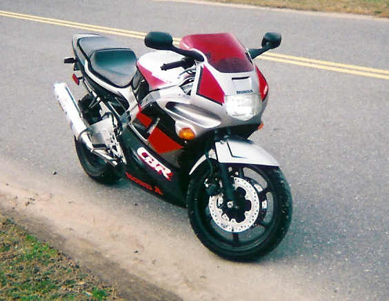 Honda Cbr 600 For Sale >> F/S 1993 Honda CBR 600 F2 - Sportbikes.net