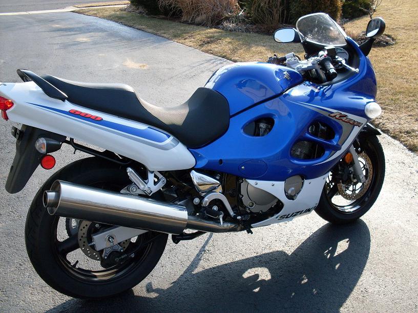 2006 Suzuki Gsx600  Katana   Pa