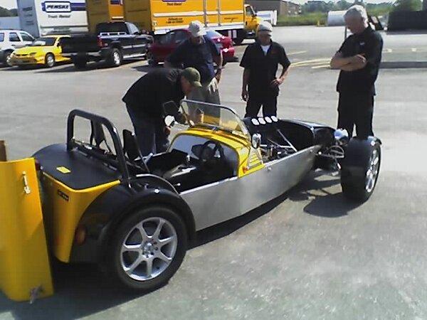 Lotus Sr7 With Busa Motor Sportbikes Net