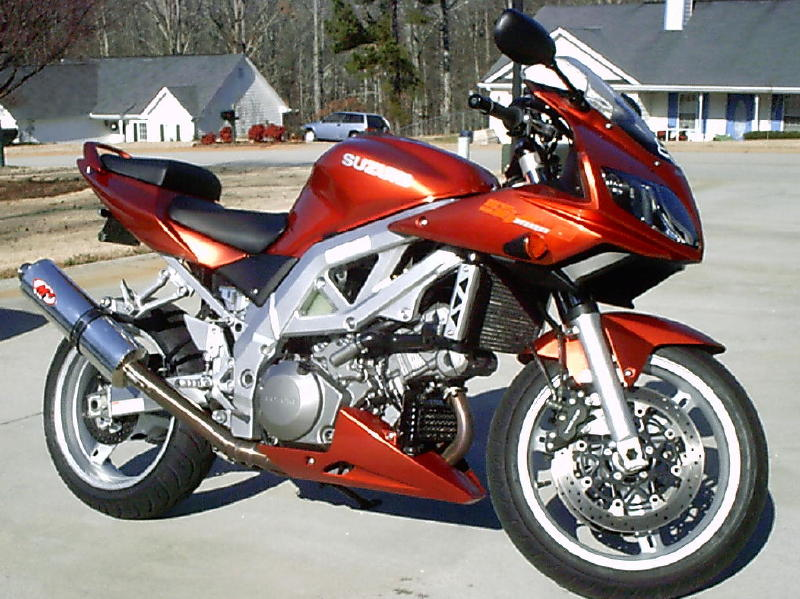 For Sale 2003 Suzuki Sv1000s Atlanta Ga