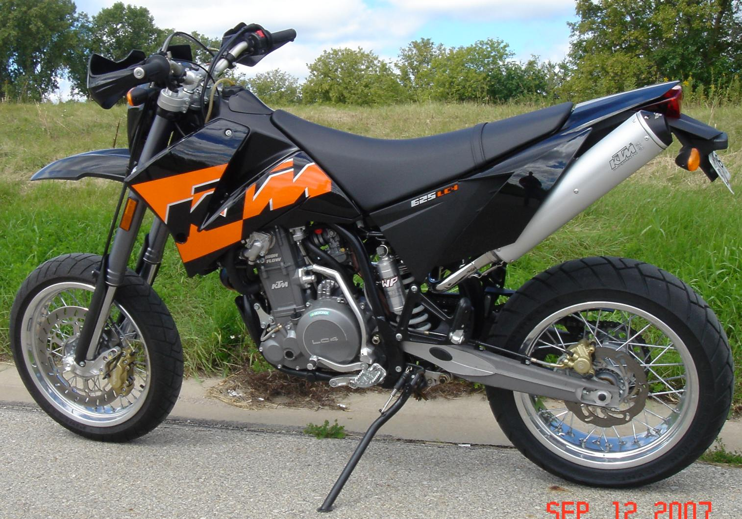 06 ktm 625 smc for sale - sportbikes