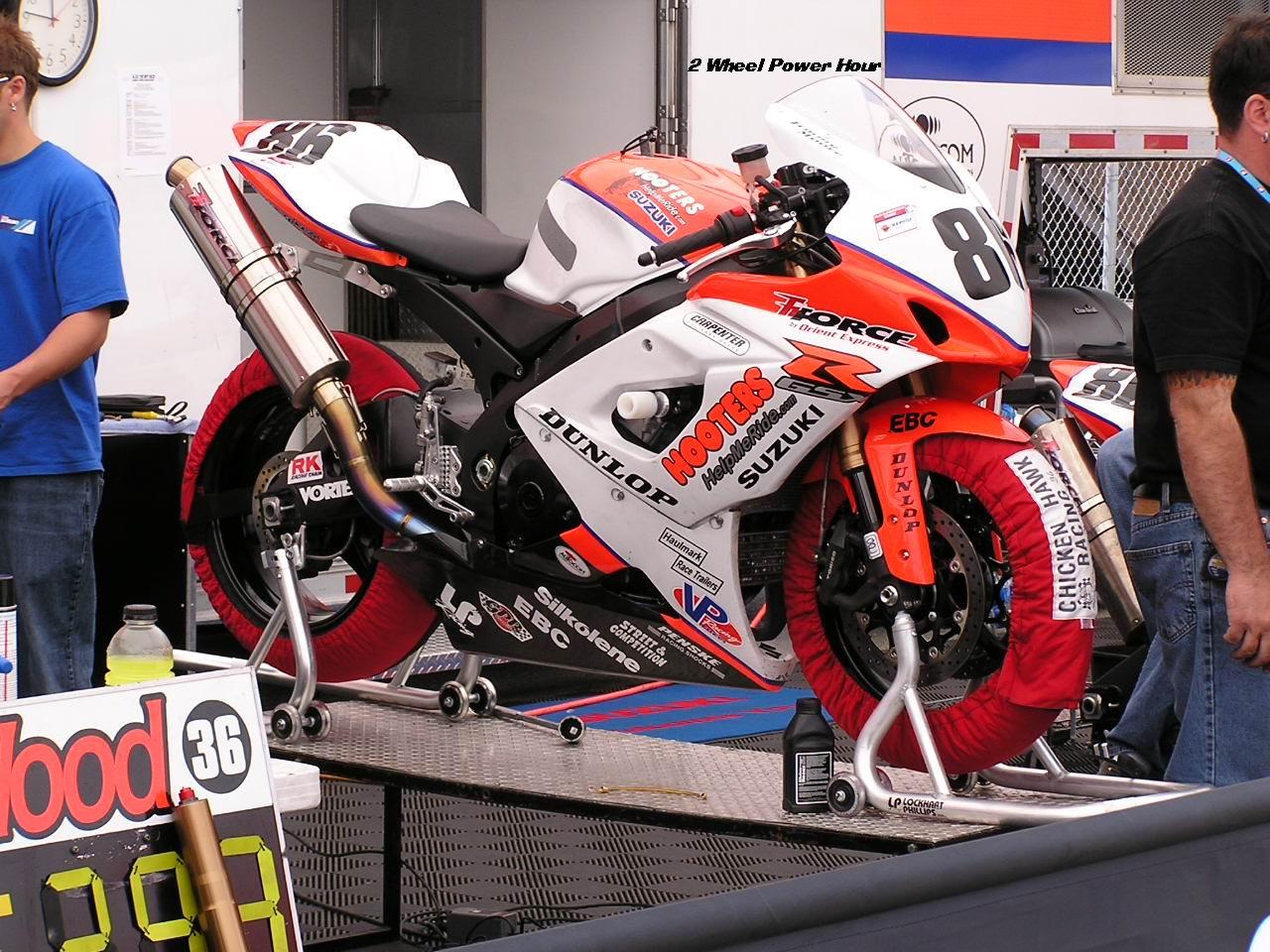 All Sport Bikes Of Suzuki
