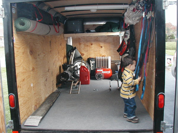 6x12 Enclosed Trailer Sportbikes Net