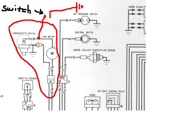 D Cooling Fan Override Switch Untitled on Radiator Cooling Fan Relay Wiring Diagram