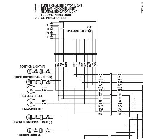 Anyone have a wiring diagram for the gauge? - Sportbikes.net on tw200 wiring diagram, fz700 wiring diagram, virago wiring diagram, wr250x wiring diagram, sr500 wiring diagram, rz350 wiring diagram, zuma wiring diagram, fj1100 wiring diagram, xs1100 wiring diagram, xs360 wiring diagram, fz6r wiring diagram, c3 wiring diagram, yamaha wiring diagram, fjr1300 wiring diagram, pw50 wiring diagram, fjr wiring diagram, xs650 wiring diagram, v star wiring diagram, fzr 1000 wiring diagram, fzr 600 wiring diagram,