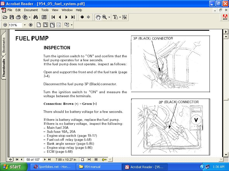 Cbr 954rr Wiring Diagram