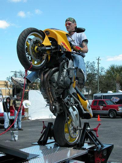 Sunday Stunt Practice And Bike Meet   Shuck