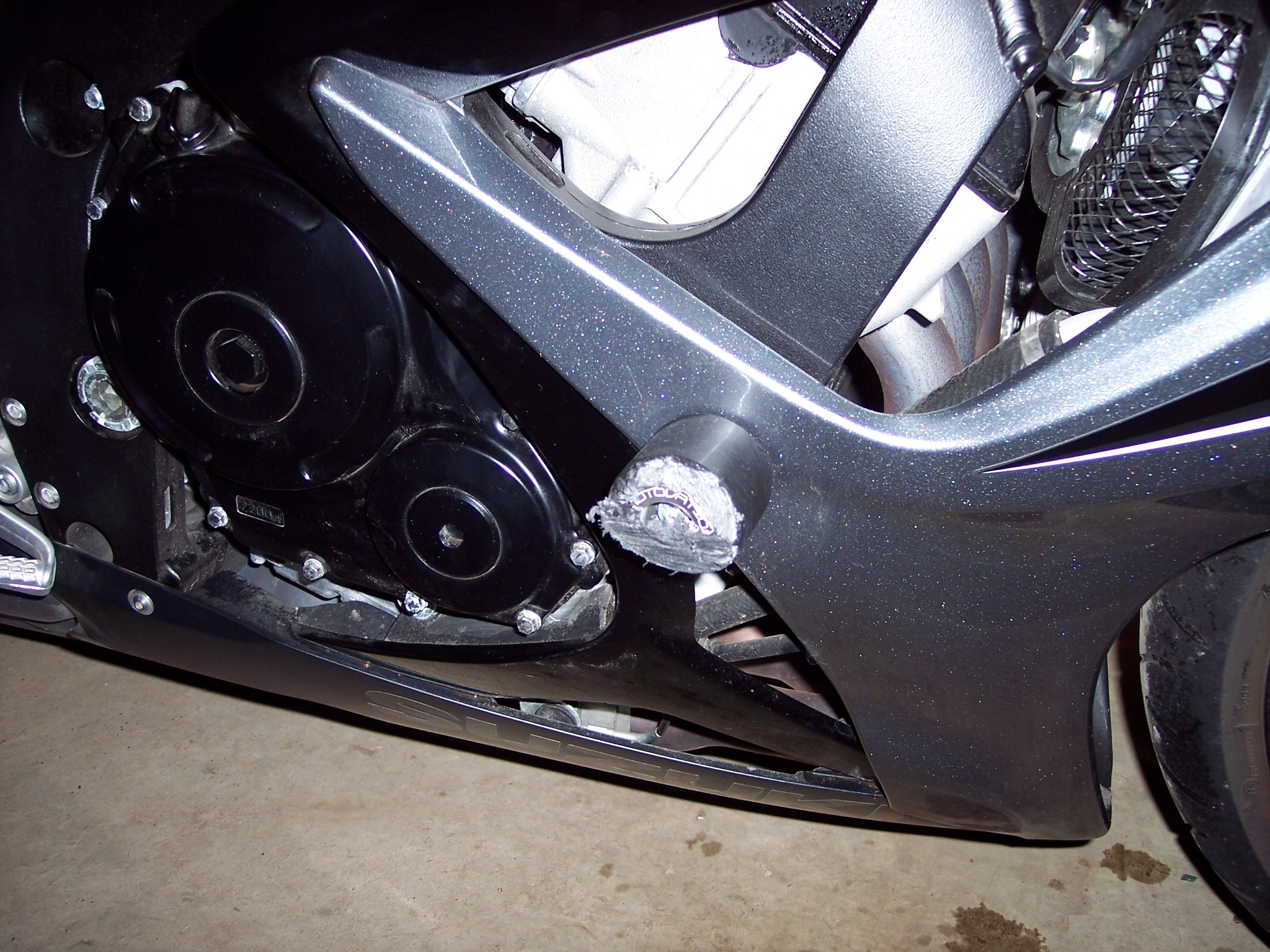 Gsxr 600mods Moded Suzuki Bikes Click Image For Larger Version Name Wreck 001 Views 3269 Size