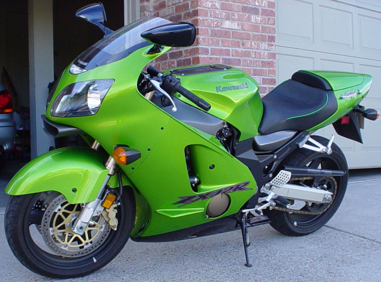2000 Kawasaki Zx12r Ninja