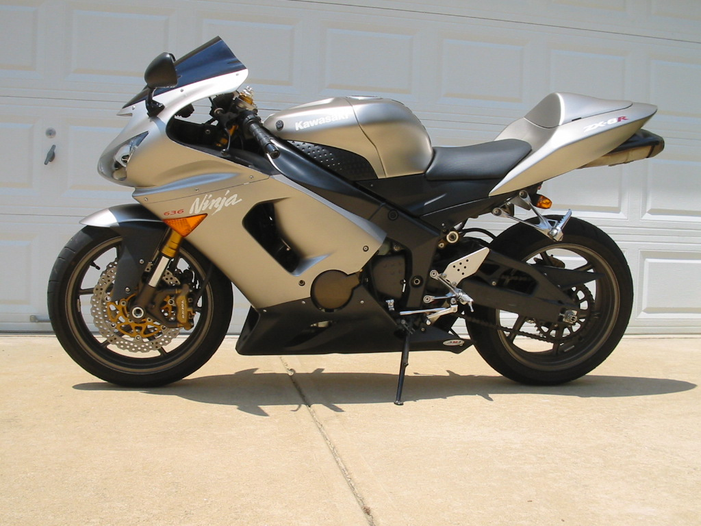 2005 Kawasaki Zx6r For Sale Atlanta Ga Titanium