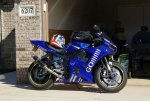 West Texan's 2005 Yamaha R6