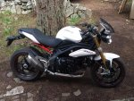pegscratch's 2012 Triumph Speed Triple R